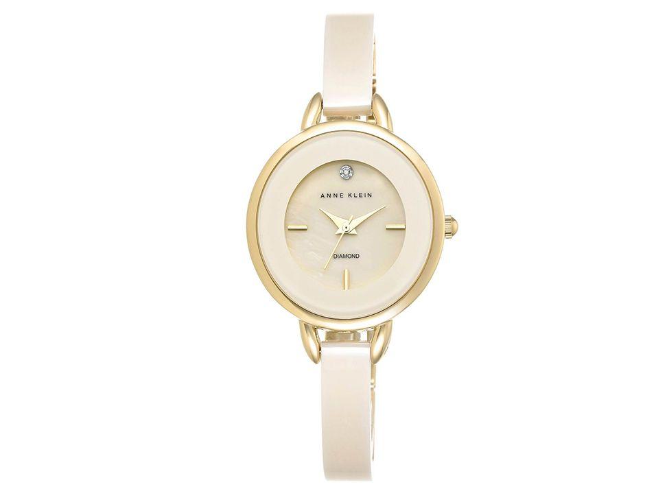 796f418f86eb Anne Klein Gold Collection AK2132IVGB Reloj para Dama Color Ivory-Liverpool  es parte de MI vida