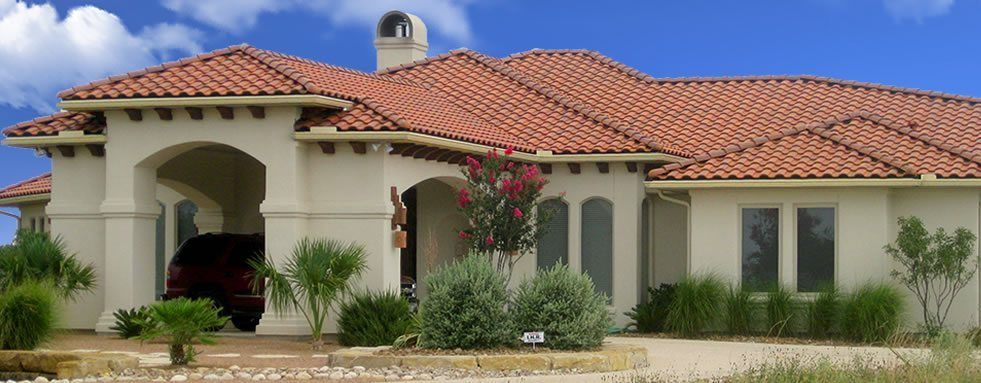 Beautiful New Clay Tile Roof Replacement Craftsman House House Exterior House Styles