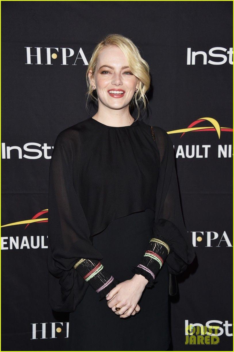 Emma Stone Billie Jean King Watch Us Open Women S Final Actress Emma Stone Emma Stone Celebrities