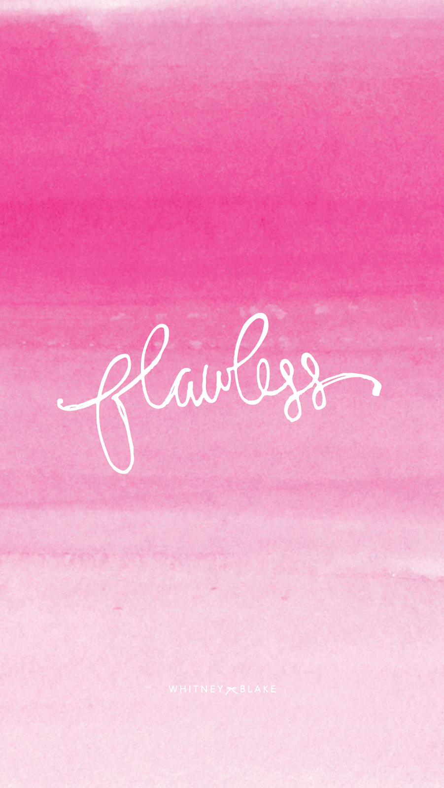 Flawless pink Iphone 5 wallpaper by Whitney Blake Ipad