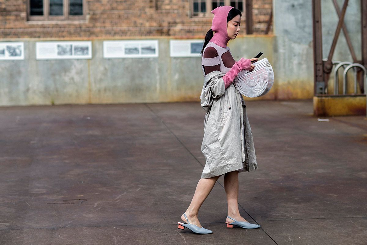 b712ccbc31b We ve rounded up the very best street style looks from this year s Mercedes-Benz  Fashion Week Australia in Sydney