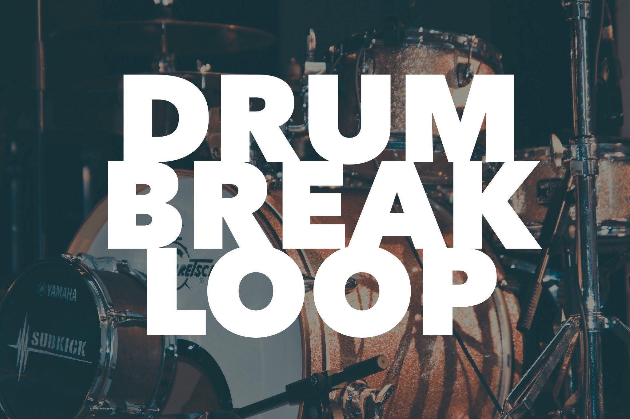 Vintage Drum Break - Boom Bap Drum Break 06 DOWNLOAD LINK