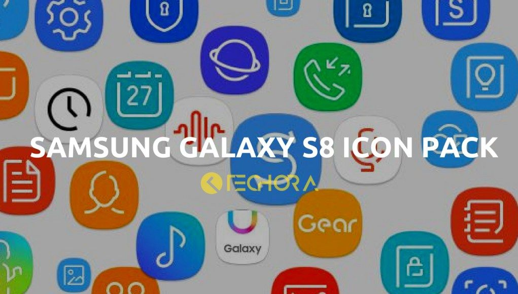 Download Samsung Galaxy S8 Icon Pack for Any Device