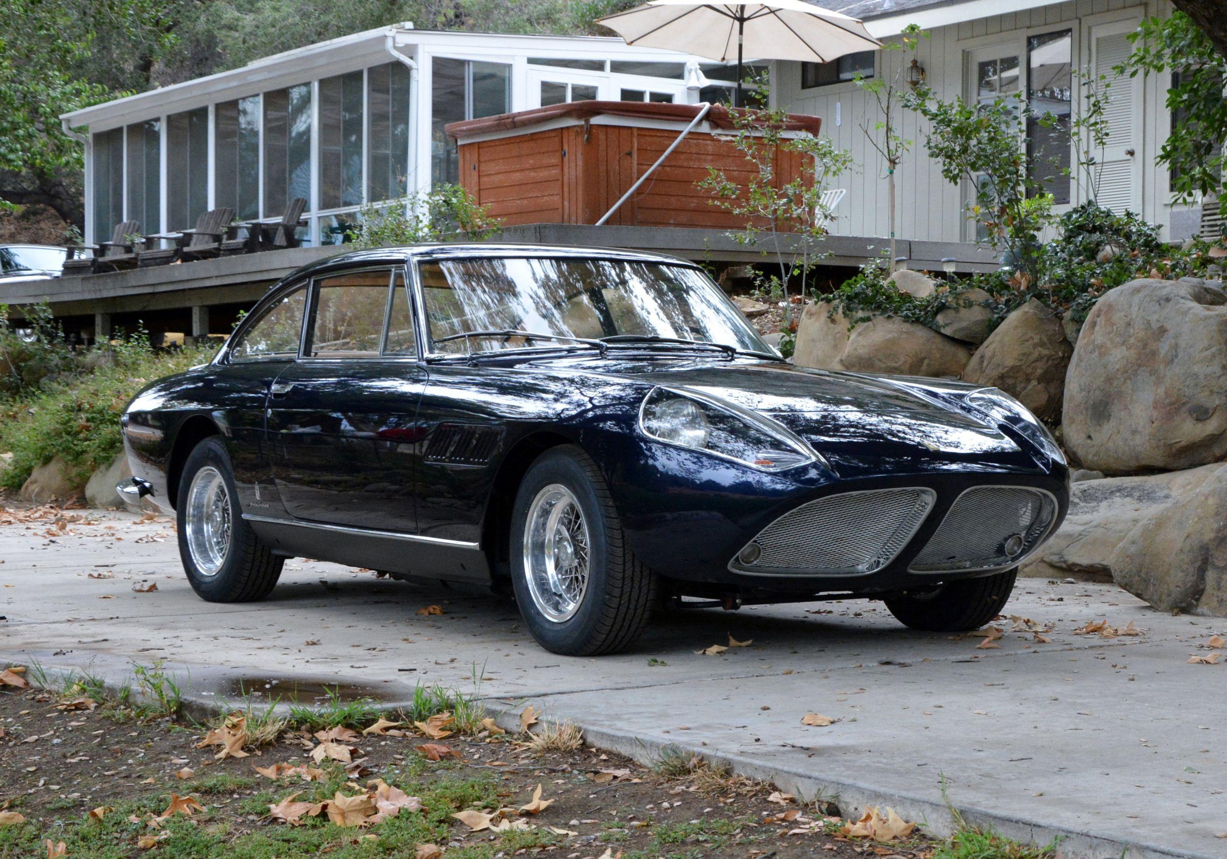1965 Ferrari 330 Gt Shark Nose Photo Gallery Ferrari Ferrari Car Car