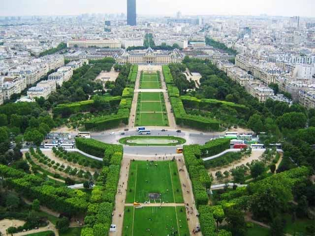 jardins parisiens le jardin des tuileries - Jardins Des Tuileries