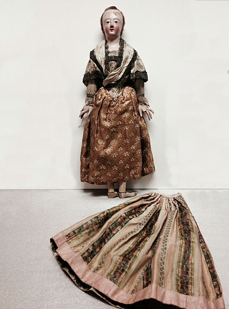 81.1024: doll | Dolls from the Nineteenth Century | Dolls | Online Collections | The Strong