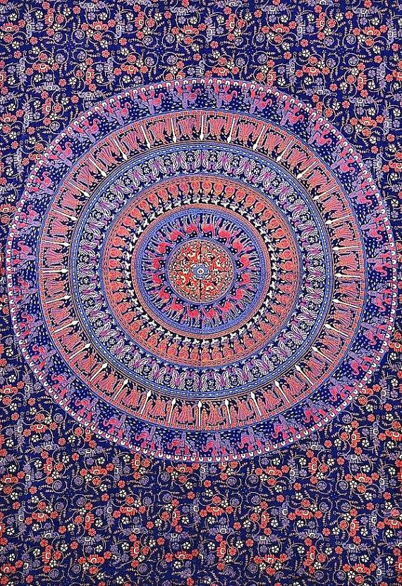 Wall Hanging Tapestry tapestry wall hanging, indian mandala tapestries, hippie wall