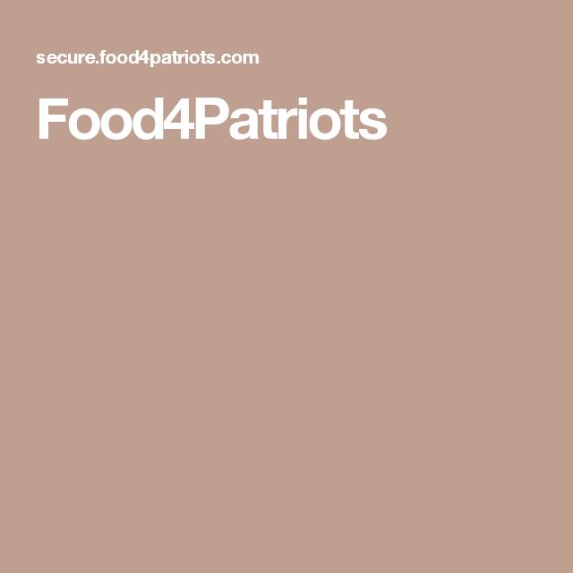 Food4Patriots