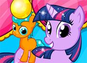 Twilight Sparkle Gave Birth Twins