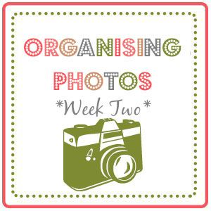 A Typical English Home: Organising Photos Week 2: Digital Copies