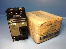 NIB Square D FAL22060 60A Circuit Breaker 240V Type FAL S2 FAL-22060 60 Amp NEW. See more pictures details at http://ift.tt/2c50twy