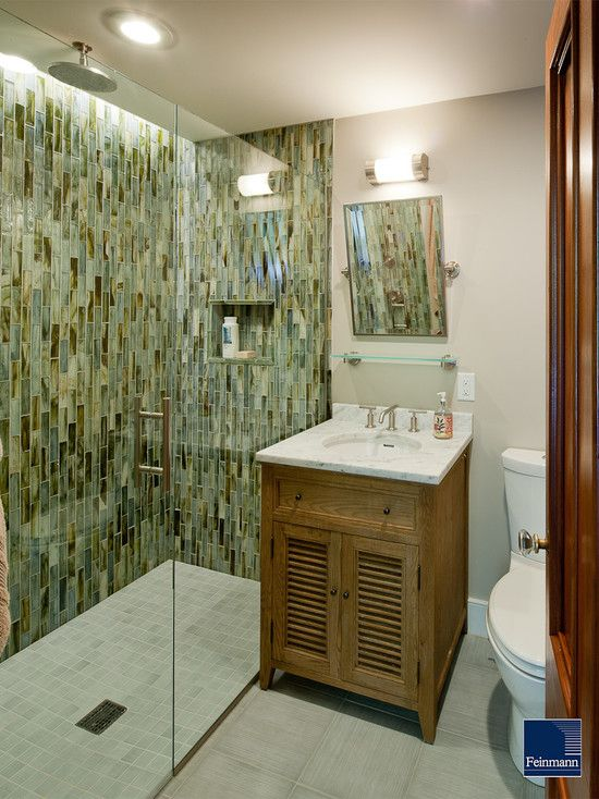 Feinmann, Inc.\'s Design Stone and Pewter Accents Sumi-E Glass Tile ...