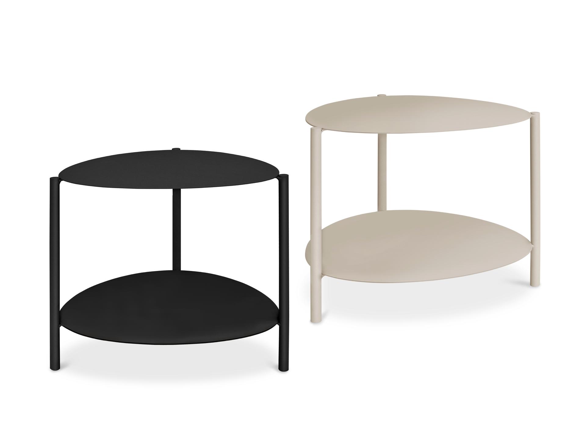 3 Legged Table In Black Capsule Furniture Bedside Table Furniture Coffee Table [ 1434 x 1898 Pixel ]