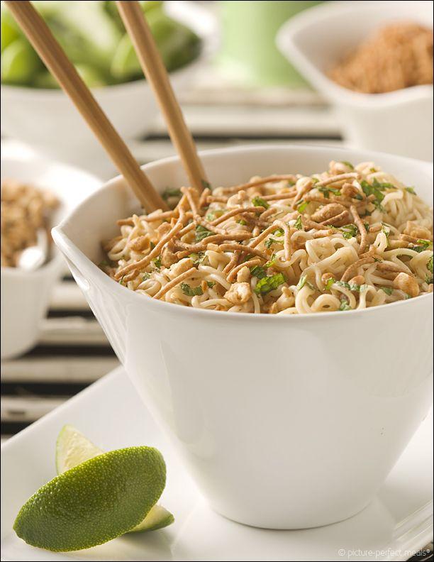 peanut butter ramen noodles  pictureperfect meals
