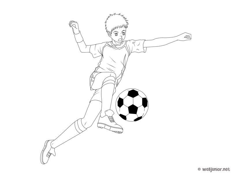 Resultat De Recherche D Images Pour Dessin Footballeur Ado Footballeur Dessin Ado