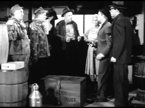 Petticoat Junction - The Little Train Robbery - YouTube
