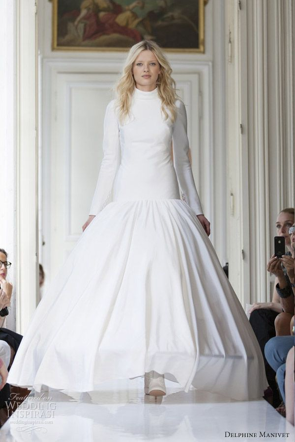 Delphine Manivet Spring 2013 Wedding Dresses