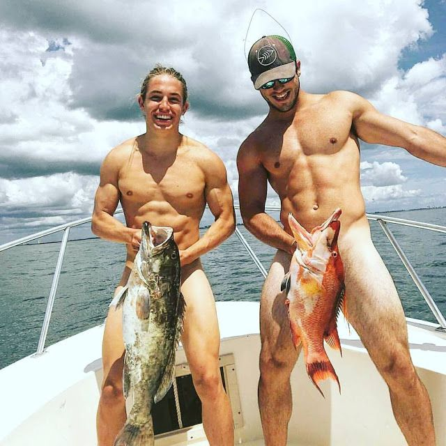 picture Naked fishing