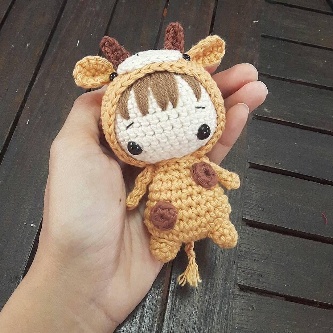 Stanley the giraffe amigurumi pattern by Little Muggles   Oyuncak, Amigurumi,  Bebek oyuncakları   1080x1080