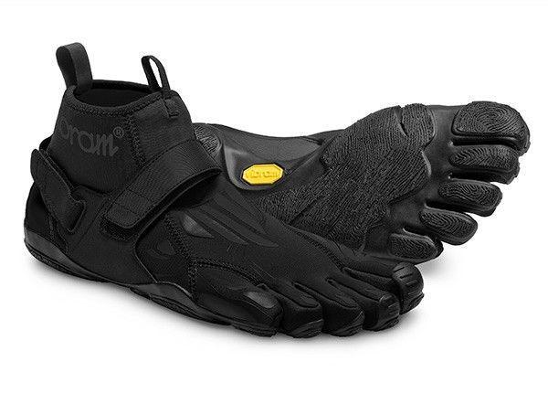 Vibram Fivefingers Maiori Black Water Sport Shoes Mens sizes 40-50/7-17  NEW!!!