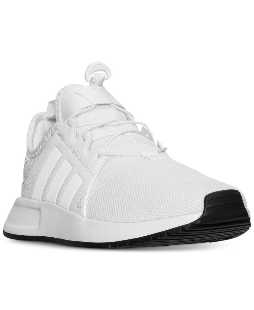adidas Big Boys' X plr Casual Athletic Sneakers from Finish
