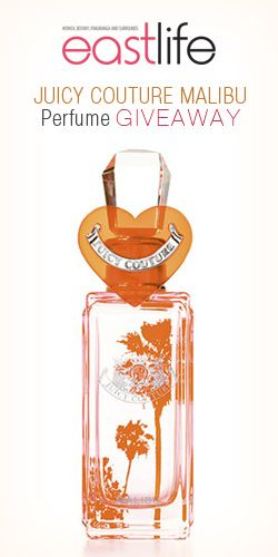 Win a Bottle of #Juicy #Couture #Malibu #Perfume! #competition