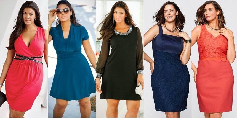 Modele Elegante De Rochii De Ocazie Pentru Femei Plinute Fashion