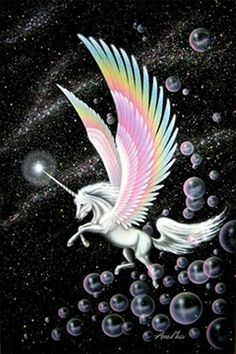 Rainbow Colors Unicorn Google Search With Images Unicorn