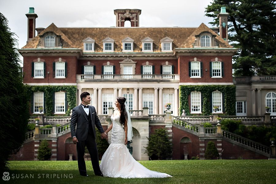 Summer Outdoor Wedding At Fox Hollow Portraits Old Westbury Garden Photography By Susan Stripling Gown Maggie Sottero