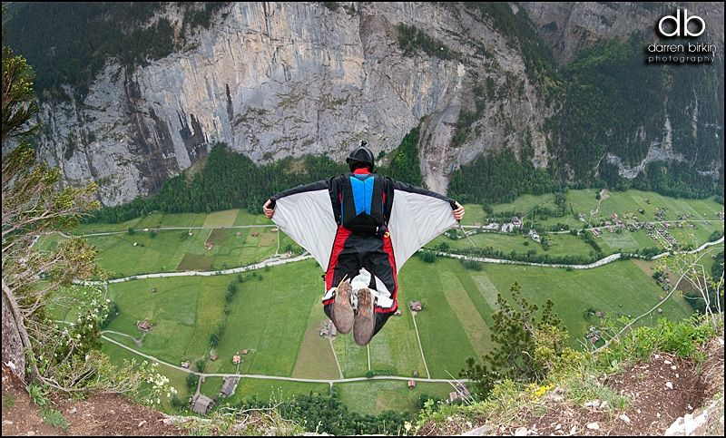 Wingsuit flying one day I hope I will have this much