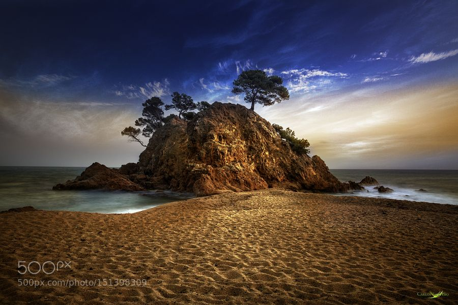 1000 Footsteps in Paradise by carlos_santero Nature Photography #InfluentialLime