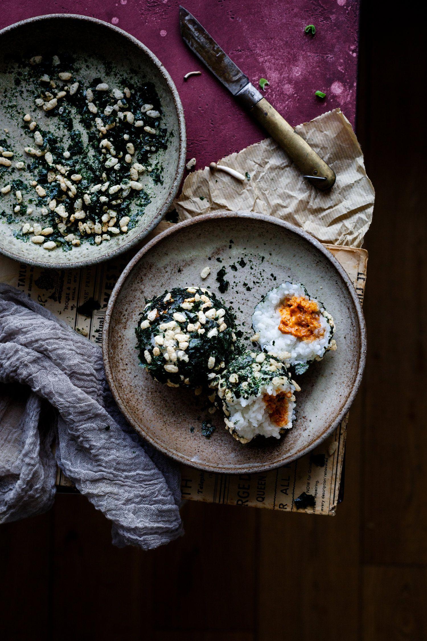 How To Make Filled Vegan Rice Balls A Vegan Food Photography An Vegan Food Photography Cookbook Giveaway Vegan Rice