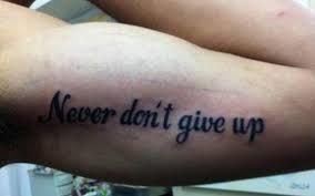 Znalezione Obrazy Dla Zapytania Tatuaże Wzory Napisy Po