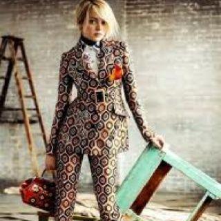 Vogue July prada