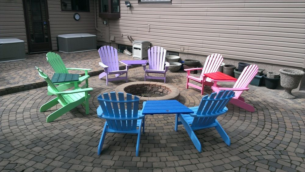 colorful #outside #patiofurniture #summer | Let\'s Go Outside ...