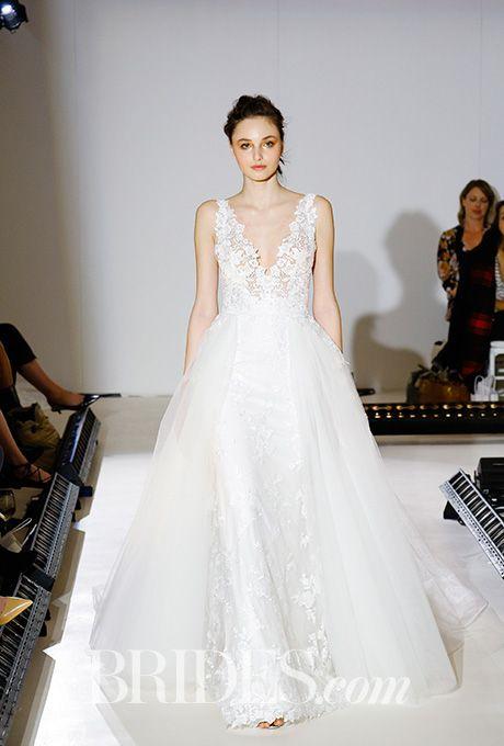 Fashionable Wedding Gowns 2017 : Lazaro spring 2017