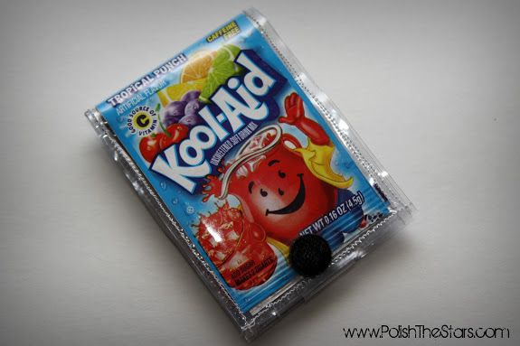 Polish The Stars: Kool-Aid Wallet