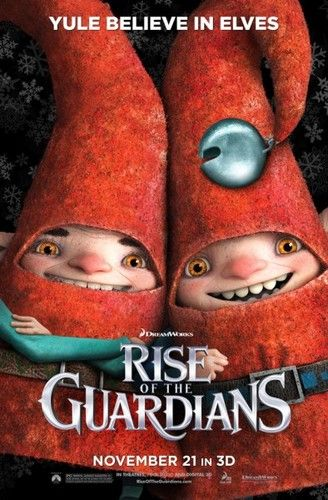Rise Of The Guardians Posters And Images Huter Des Lichts Fi