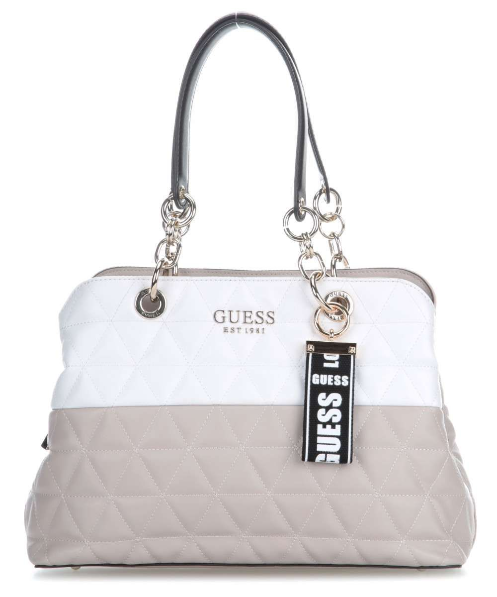 The Laiken girlfriend satchel bag by GUESS has everything