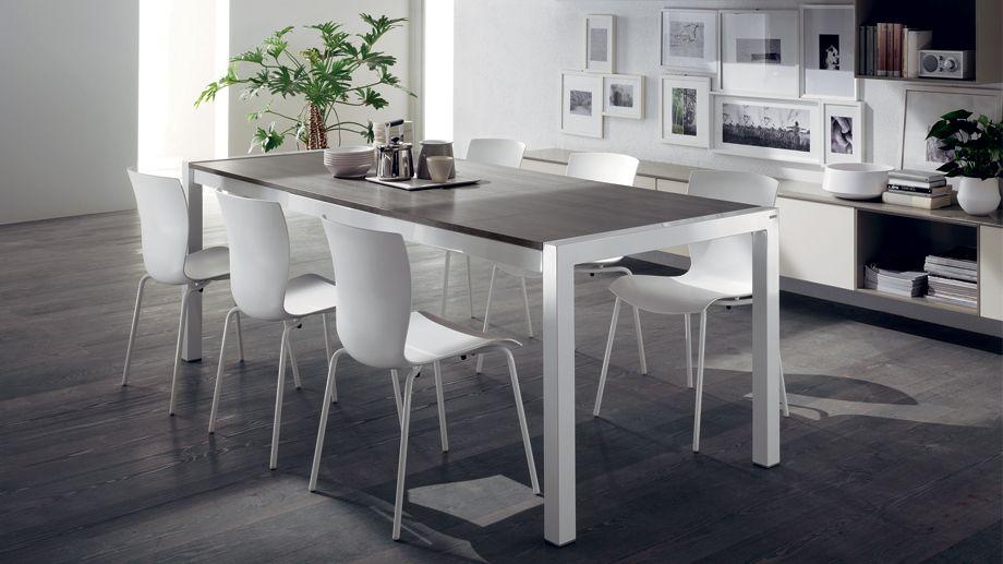 tavolo_Quadrifoglio | Tavoli moderni Scavolini | Pinterest
