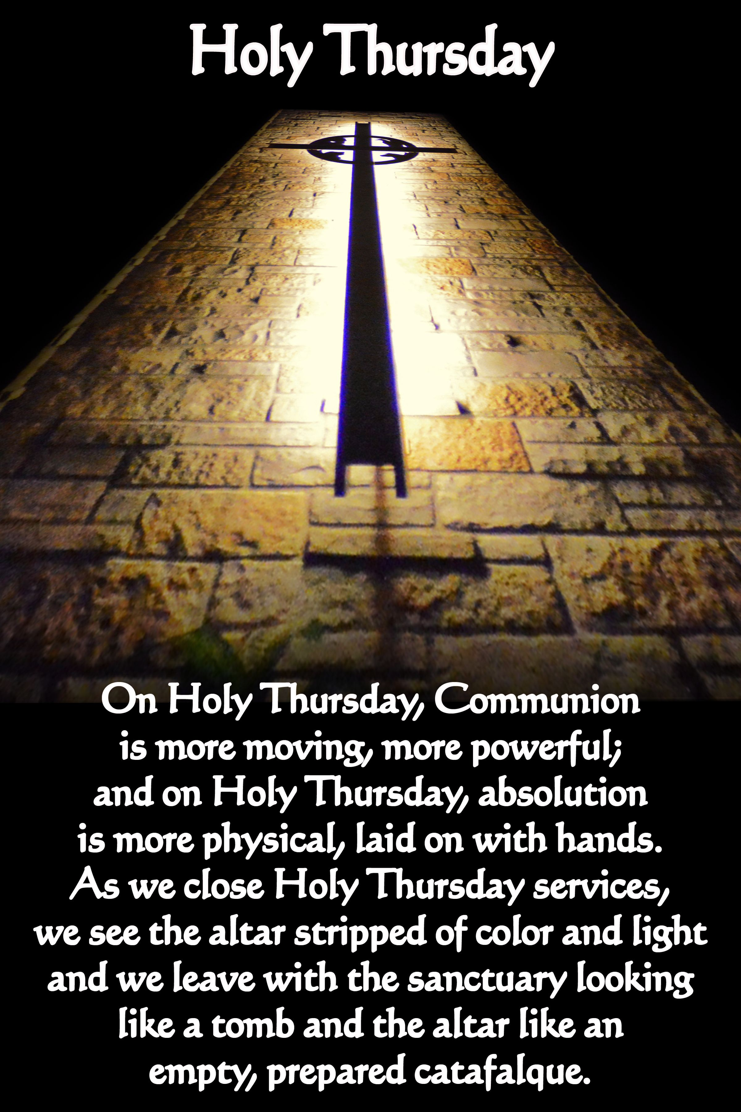 Thursday Quotes And Images Holy Thursday The Day That Demands Faith  Omg  Pinterest