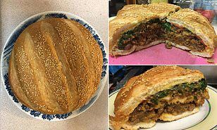 Home cook shares her very simple cob loaf recipe
