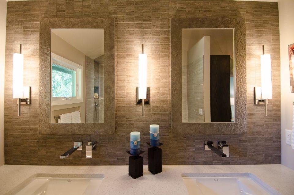 Badezimmer Wandleuchten Modern #Badezimmer Badezimmer Pinterest