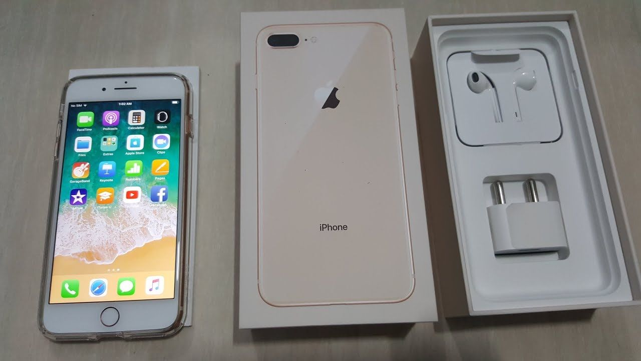 Iphone 8 Plus Unboxing And Setup Youtube Iphone Iphone 8 Plus Iphone 8