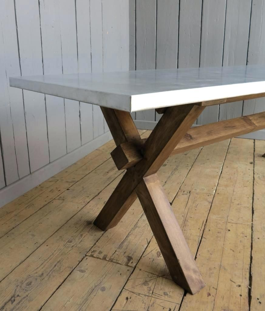 Zinc Top Dining Table Durability Tops Price Reviews Table Dining Table Zinc Table