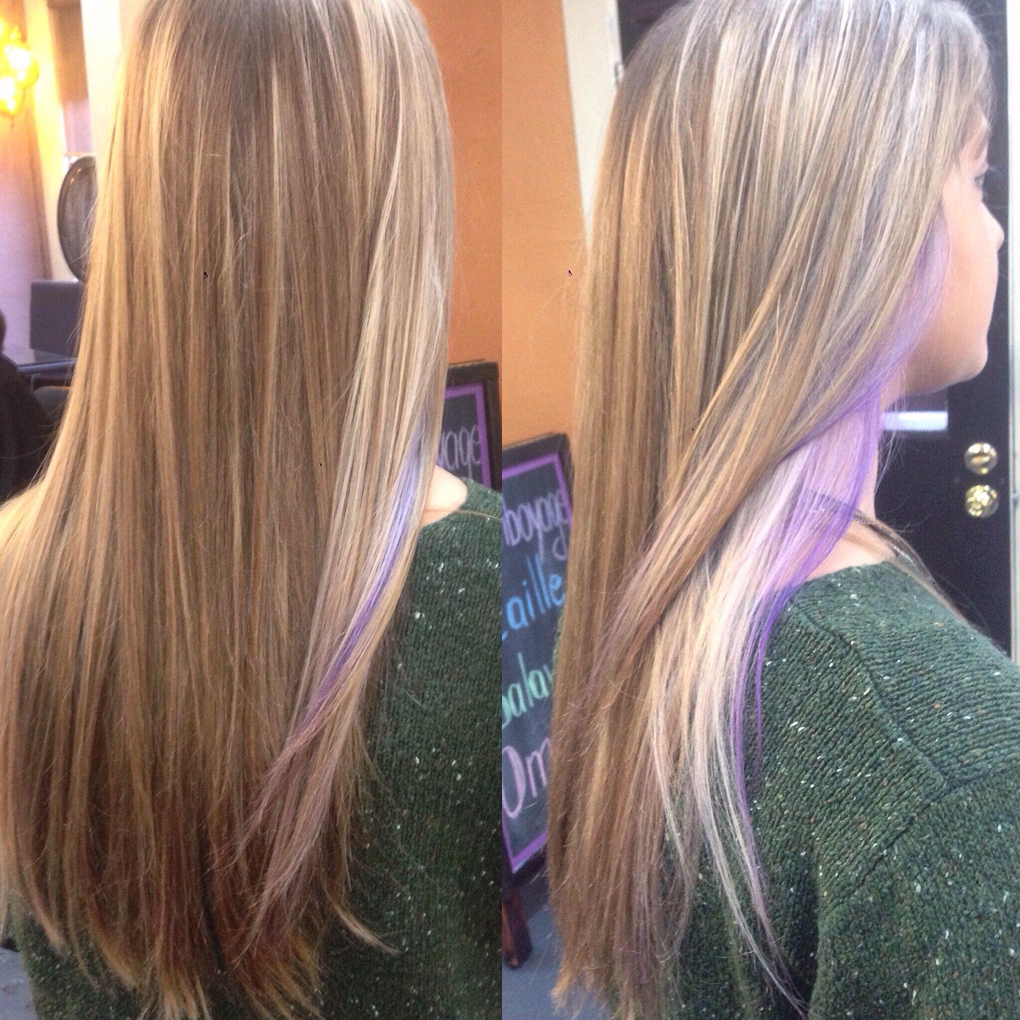 41+ Blonde peekaboo highlights trends