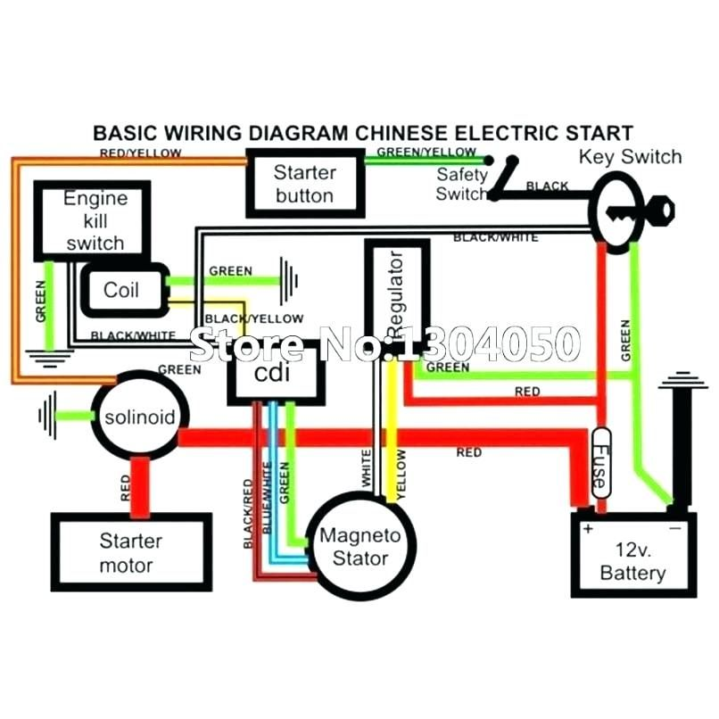Chinese Dirt Bike Wiring Diagram from i.pinimg.com