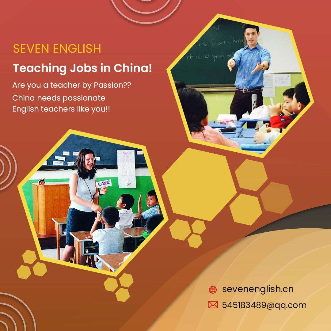 Are You A Teacher By Passion Then Why Don T You Try For China