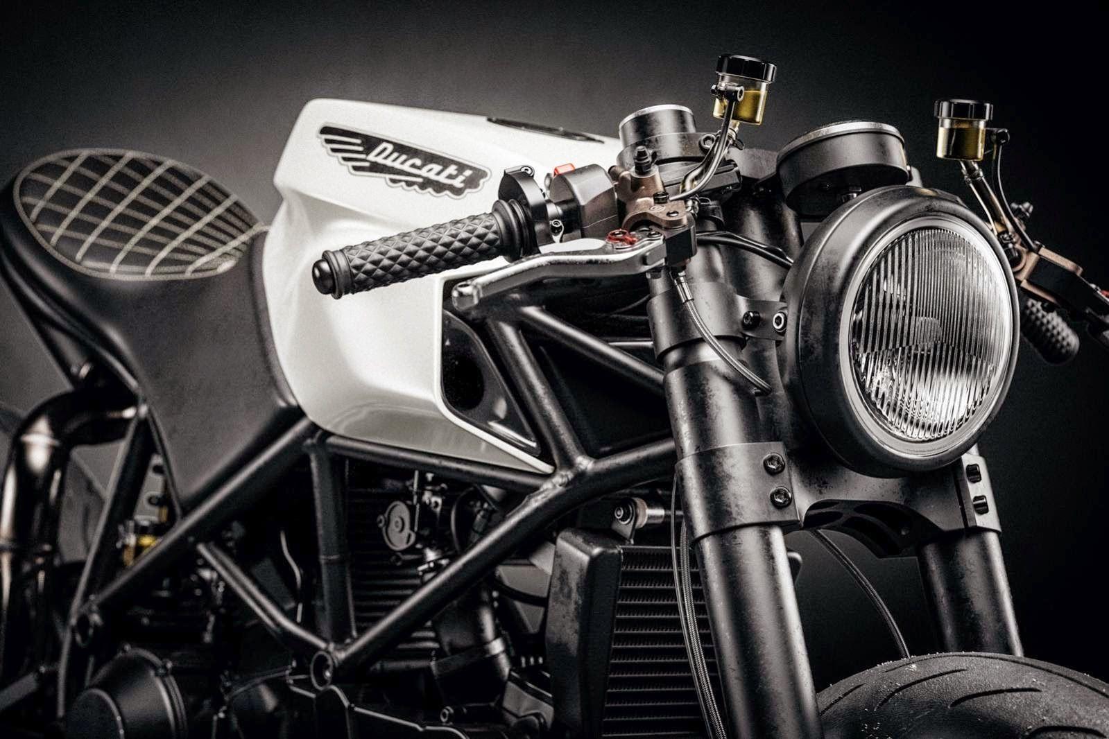 Ducati Custom Cafe Fighter