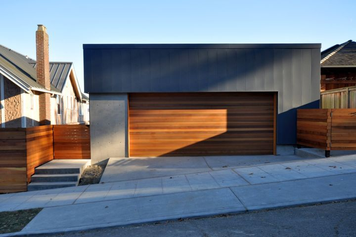 17 Contemporary Garage Designs For Modern Houses Modern Garage Doors Garage Door Styles Modern Garage